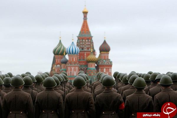 روسیه در عرض 10 دقیقه بر روی رودخانه پل می سازد + فیلم