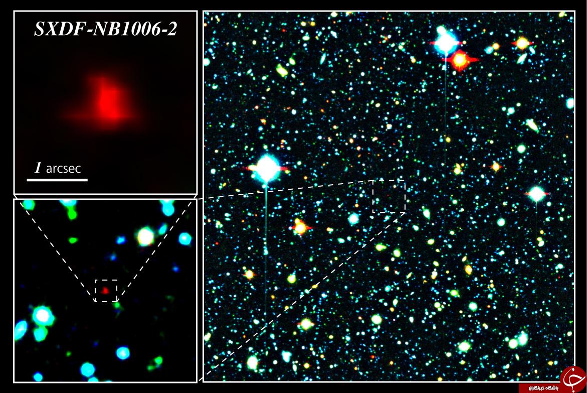کشف دورترین و نخستین منابع اکسیژن جهان در فضا