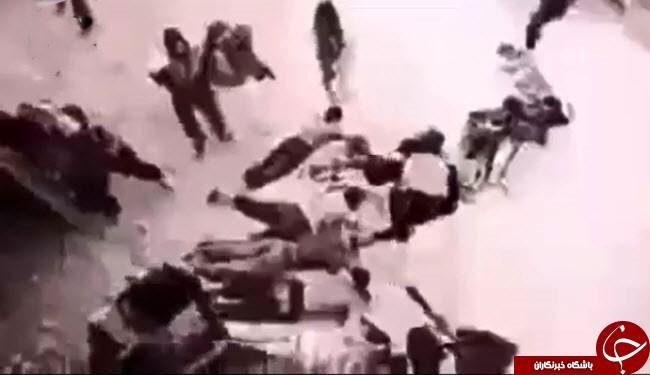حمله به خانۀ تیمی عناصر داعش در فلوجه + فیلم