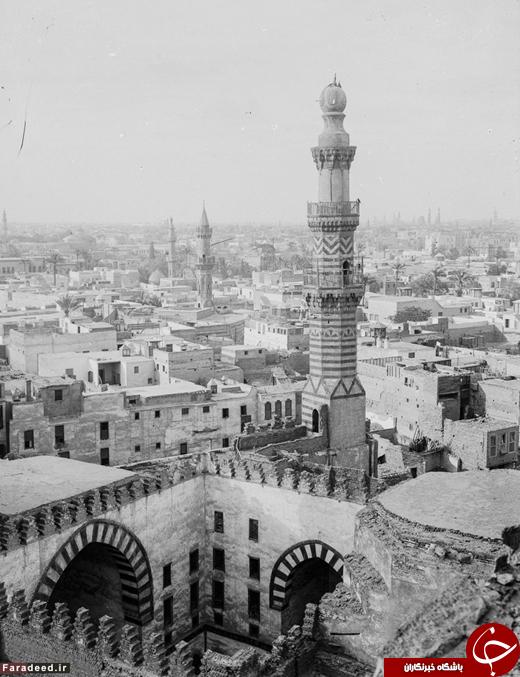 عکس/ قاهره، 115 سال قبل