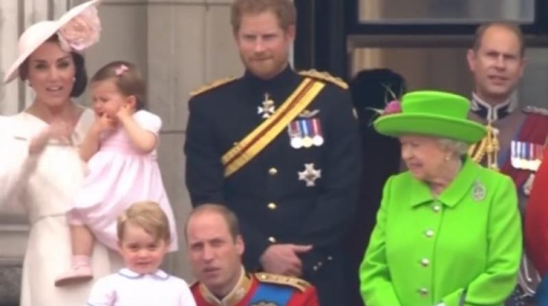 شاهزاده انگلیسی، ملکه را خشمگین کرد!