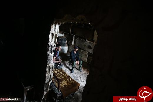 رمضان در جبهه مخالفان اسد +تصاویر