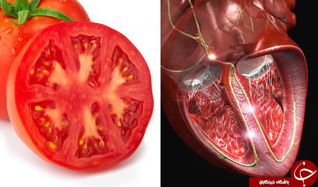 این میوه ها درست شکل اعضای بدنتان هستند