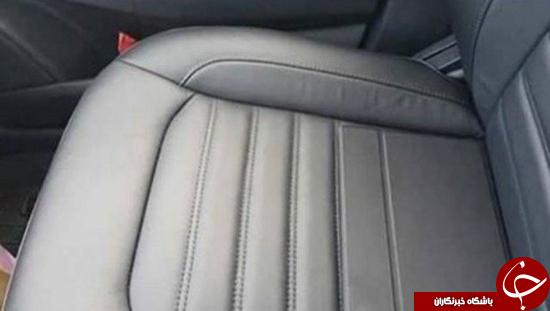 این چیزی بیشتر از صندلی خودرو است! + تصاویر