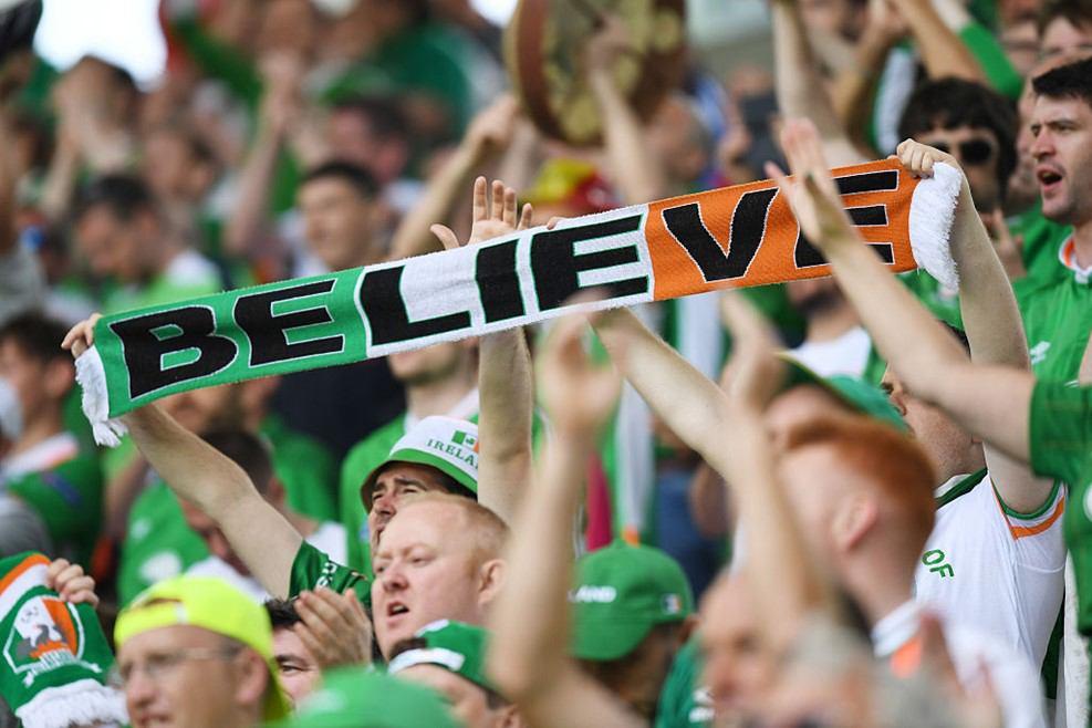 بلژیک 0 - جمهوری ایرلند 0