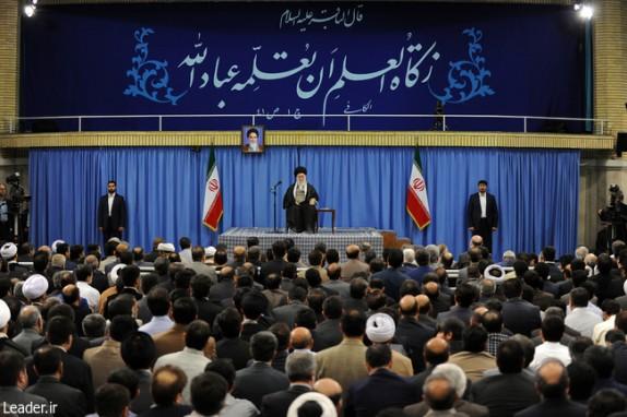 بیانات رهبر معظم انقلاب اسلامی در دیدار استادان دانشگاهها و پژوهشگران