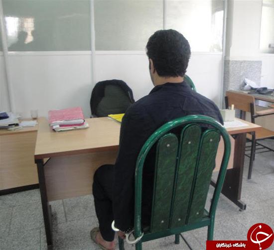 4569262 279 سرایدار خیابان پرستو سارق طلاجات از آب دخل و درآمد+عکس