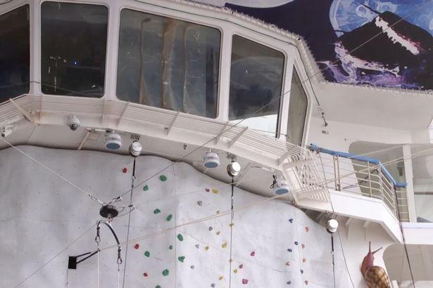 5 شگفتی بزرگترین کشتی تفریحی جهان+ تصاویر
