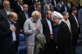 حاشیه های خواندنی از ضیافت افطار رئیس جمهور با اصحاب رسانه + تصاویر