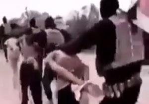 لحظهی دستگیری تروریست های تکفیری داعش در فلوجه + فیلم