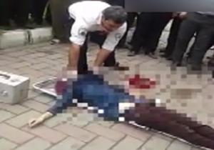 جزییات قتل دختر دانشجو در وسط خیابان/ پدر سنگدل دستگیر شد+فیلم