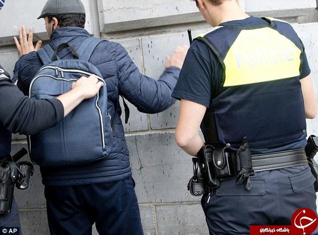 داعش اقدام به ترور وزیر بلژیک کرد +تصاویر // در حال کار