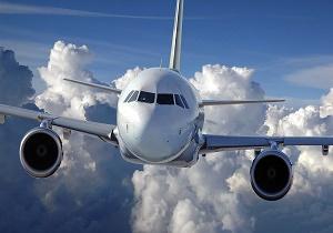 خروج هواپیماى آرجى100 ماهان از باند فرودگاه خارک