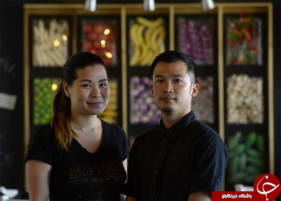 مستی چه عاقبتی برای مشتری رستوران داشت؟ + عکس
