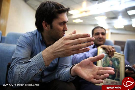 ناگفتههایی از آخرین قربانی حادثه شهران از زبان خانوادهاش/ محسن زنده به گور شد؟ +تصاویر