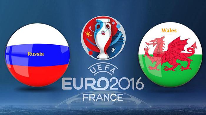 پخش زنده بازی روسیه و ولز یورو 2016