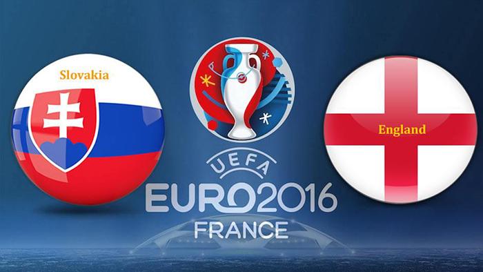 پخش زنده بازی اسلواکی و انگلیس یورو 2016