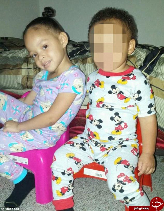 بازی با اسلحه واقعی جان دختر بچه 5 ساله را گرفت+تصاویر