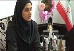 باشگاه خبرنگاران - دختر نوجوان ایرانی قهرمان جهان شد + فیلم