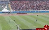 باشگاه خبرنگاران -ناظران آسیایی در حال فیلمبردای از ورزشگاه یادگار امام + عکس