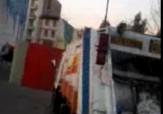 باشگاه خبرنگاران - محلهای در محاصره خودروهای حمل زباله! + فیلم