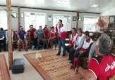 باشگاه خبرنگاران - برگزاری طرح نجات مغروغین دریا در شهرستان چالوس + تصاویر