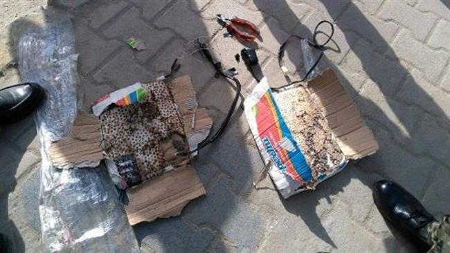 خنثیشدن عملیات تروریستی در کاظمین