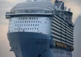 باشگاه خبرنگاران -درون این کشتی یک شهر است + تصاویر