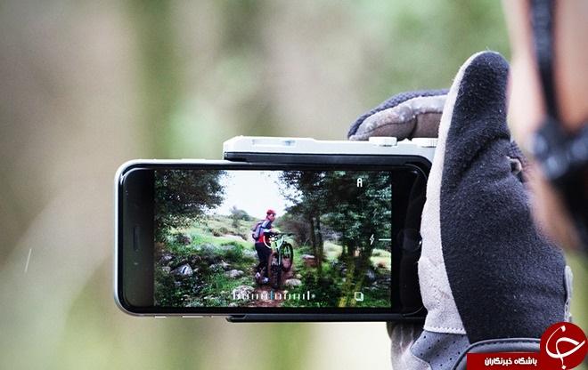 ترفندهای عکاسی با آیفون که شما را 10 سال جوانتر می کند + آموزش