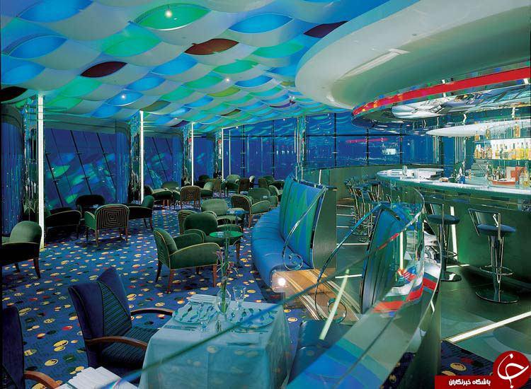بلندترین وگران ترین هتل جهان+تصاویر