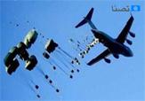 باشگاه خبرنگاران -جنگندهها و هواپیماهای باری روسی ده محموله غذایی برای ساکنان دیرالزور پرتاب کردند