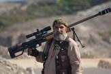 تیراندازی که فقط داعشی شکار می کند + فیلم و عکس