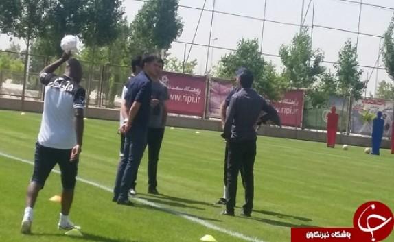 باشگاه خبرنگاران -از کتک خوردن پورعلی گنجی تا خوش و بش کی روش با باقری + عکس