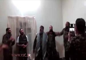 دانلود فیلم سینه زنی و مداحی شهدای خان طومان به زبان مازندرانی چند روز قبل از شهادت