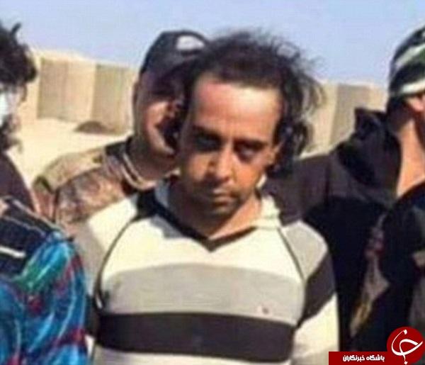 لحظۀ دستگیری داعشی که دختران ایزدی را میفروخت + تصاویر