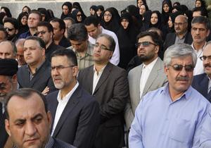 باشگاه خبرنگاران -پیکر مرحوم محمد علی شعاعی از وزارت فرهنگ و ارشاد اسلامی تشییع شد