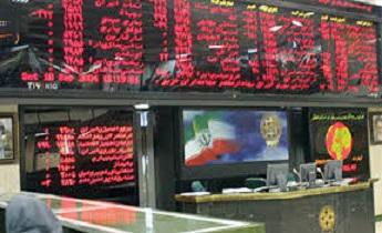 دادوستد بیش از یک میلیون سهم اوراق و بهادار در بورس