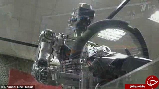 سرباز رباتیک مخوف روسی؛ رونمایی از ایوان نابودگر+تصاویر