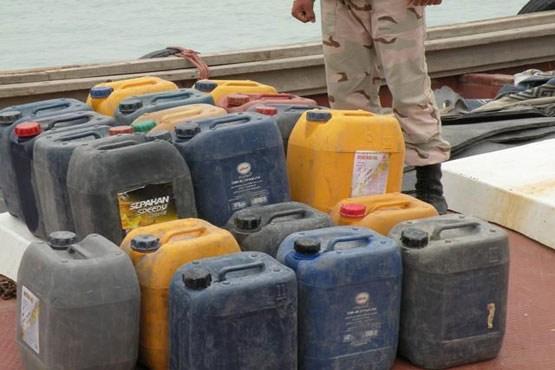 کشف 11 هزار لیتر سوخت قاچاق در ایرانشهر