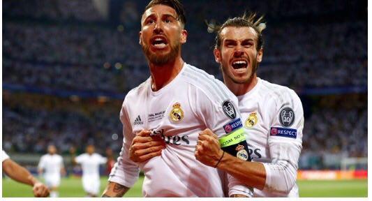 رئال مادرید 1 - اتلتیکو مادرید 0