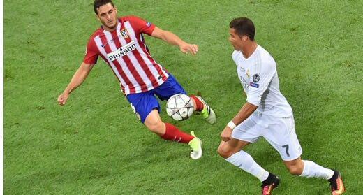 تا دقیقه 59؛ رئال مادرید 1 - اتلتیکو مادرید 0 + گزارش تصویری