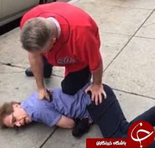 عاقبت دردناک سوال پرسیدن مرد 54 ساله از پلیس+تصاویر