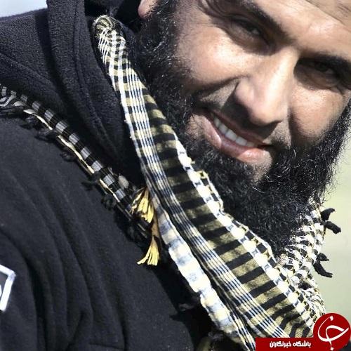 نبرد ابوعزرائیل در فلوجه + فیلم و عکس