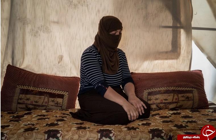 فروش بردگان جنسی داعش به صورت آنلاین!+ عکس