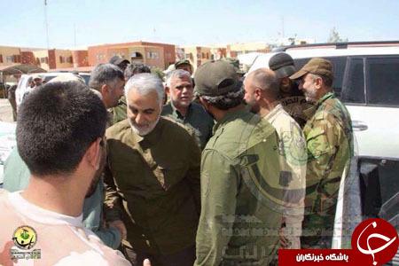 رویترز: مخالفت سه نماینده سنی عراق با حضور سردار سلیمانی در فلوجه