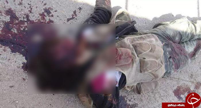 جنایات فجیع داعش در خیابان های سوریه+ تصاویر (18+)