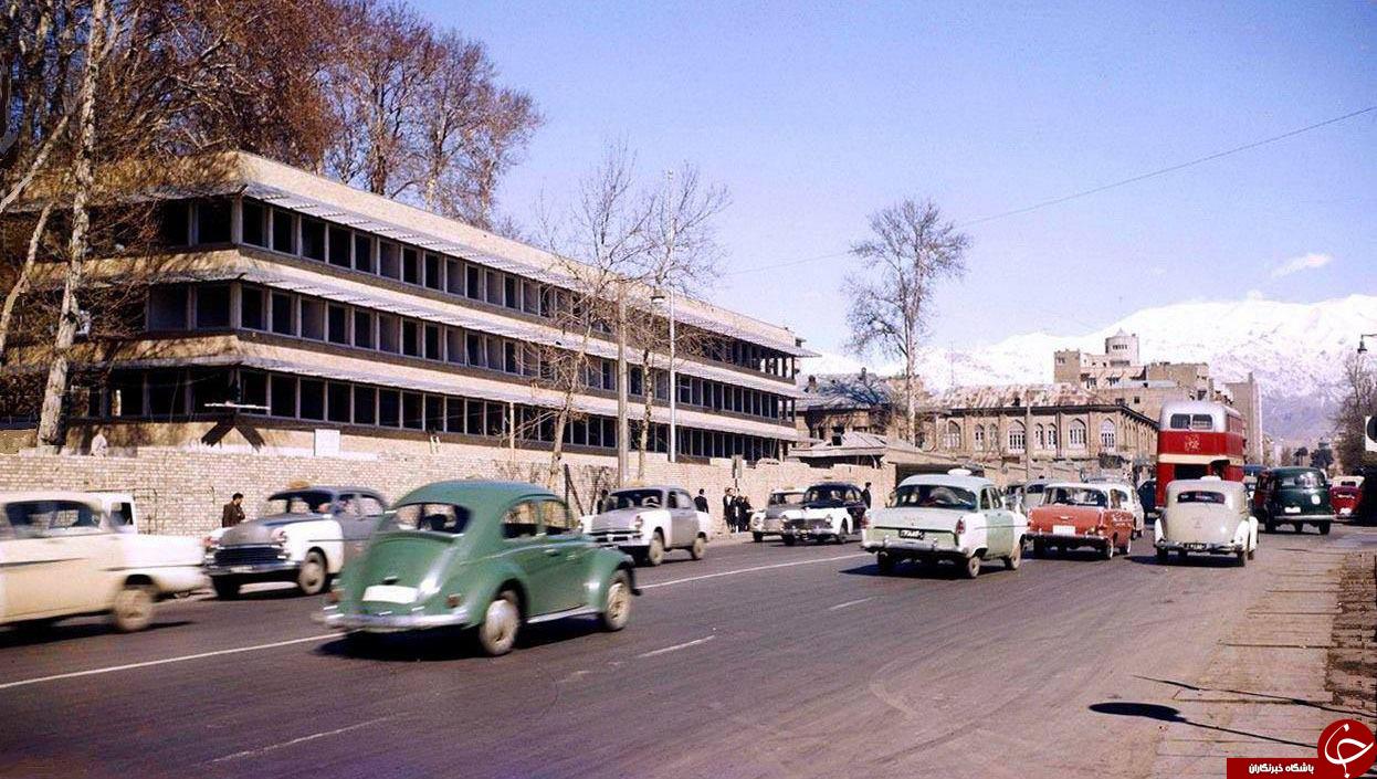 دههٔ ۴۰ - بیمارستان نمازی شیراز