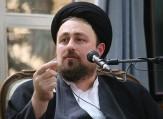 باشگاه خبرنگاران -سیدحسن خمینی با اعضای برگزارکننده مراسم ارتحال امام دیدار کرد