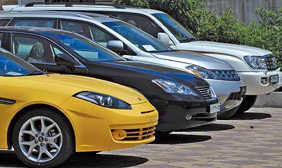 قیمت خودروهای وارداتی 200تا 300 میلیون + جدول