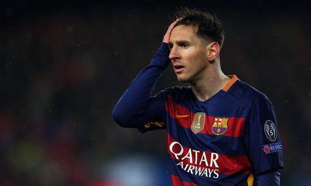غیبت احتمالی مسی در نخستین بازی کوپا آمه ریکا